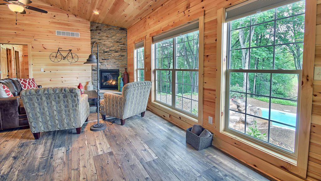 Hocking Hills Luxury Cabins