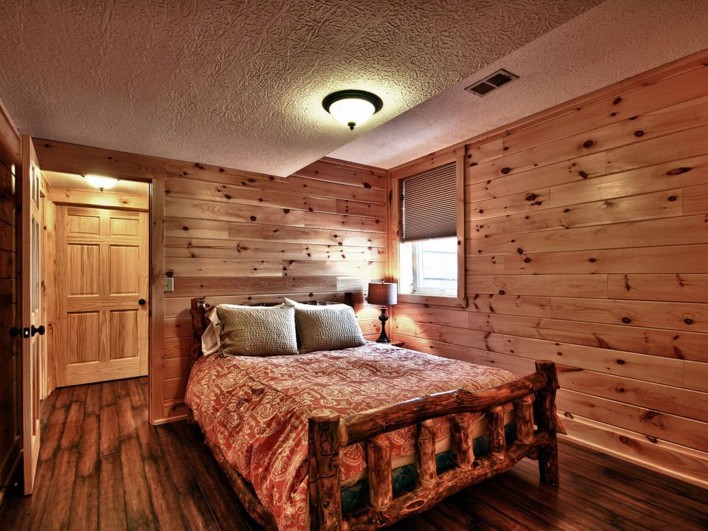 Makers luxury lodge in hocking hills